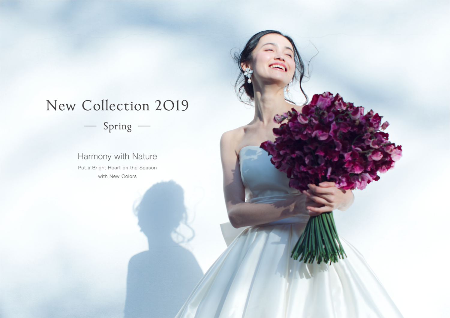 「New Collection 2019 Spring」リリースしました。